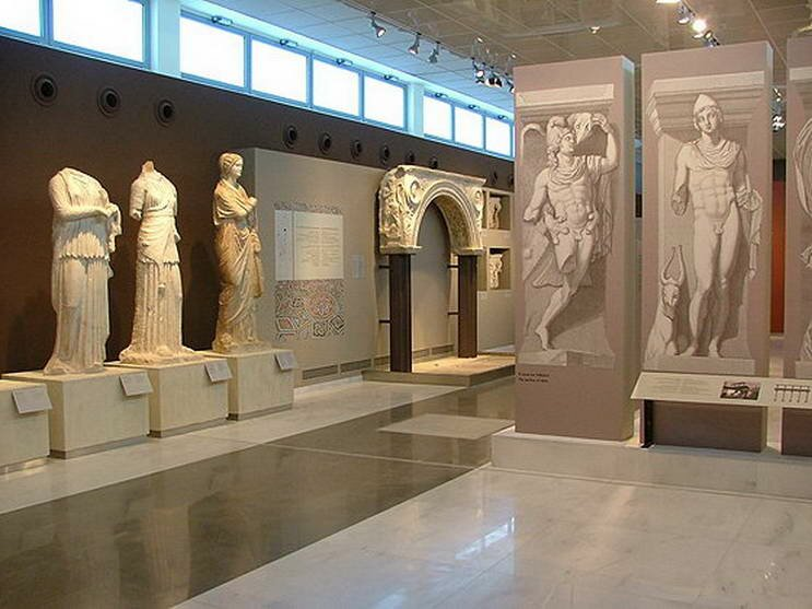 Thessaloniki Archaeological Museum